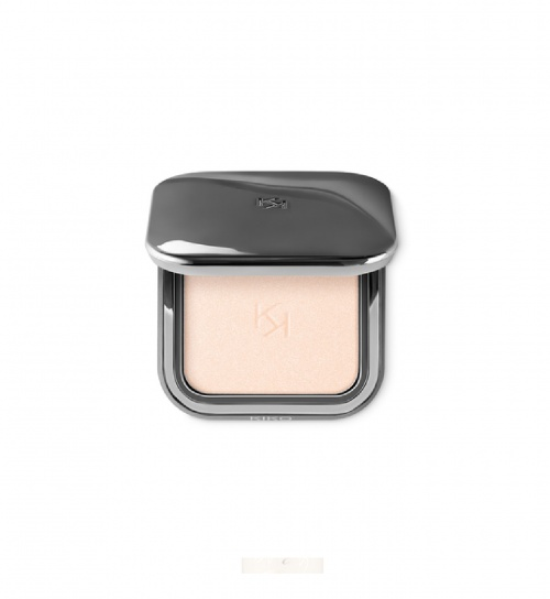 Glow fusion powder highlighter - Kiko