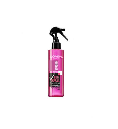 Studio Line Spray Hot&boucle - L'Oréal