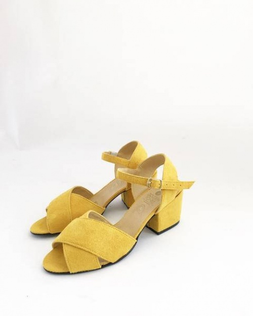 Golden Ponies - Sandales