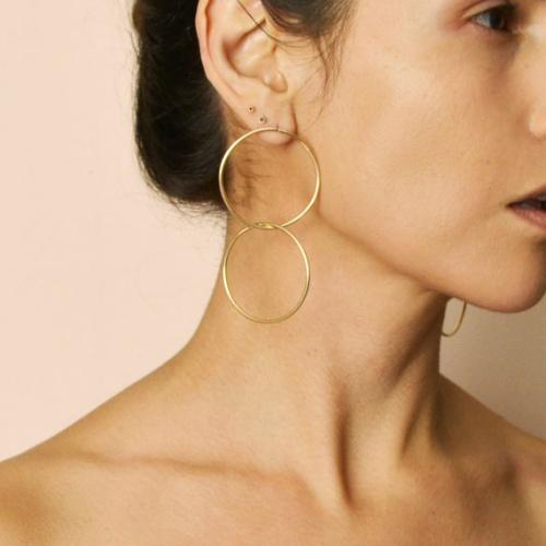 Gem Blue - Boucles d'oreilles