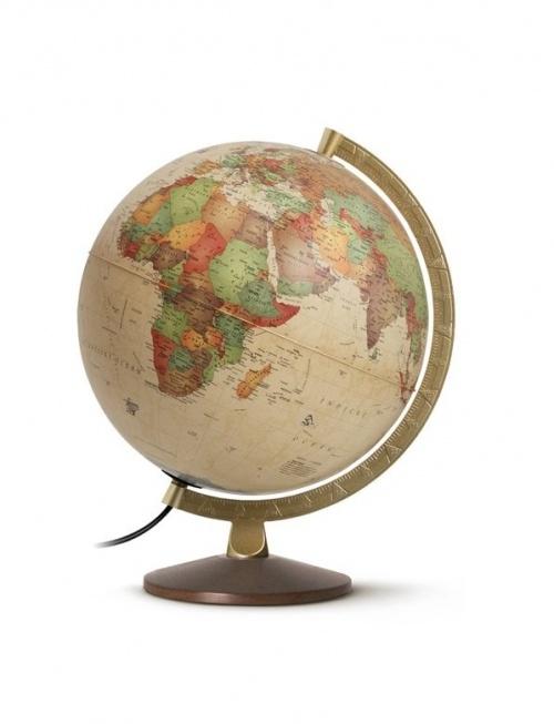 Nature & Découvertes - Globe lumineux