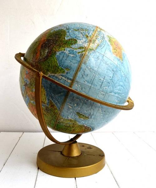 Shabby French Vintage - Globe