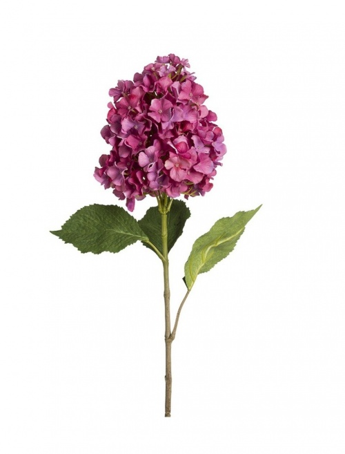 Sia - Fleur d'hortensia en tissu