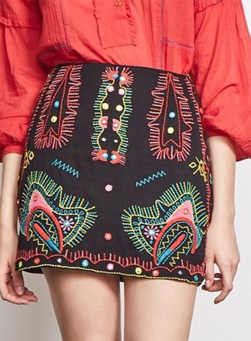 Antik Batik - Jupe