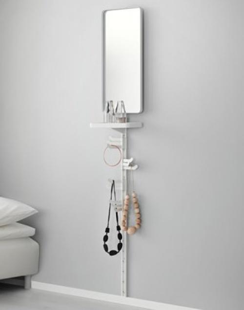 Ikea - Miroir porte-bijoux