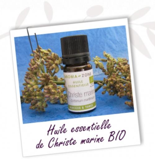 Aroma zone - HUILE ESSENTIELLE DE CHRISTE MARINE BIO