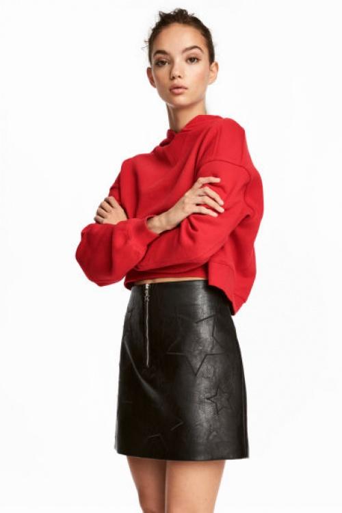 30 sublimes jupes en cuir pour assumer votre côté wild !