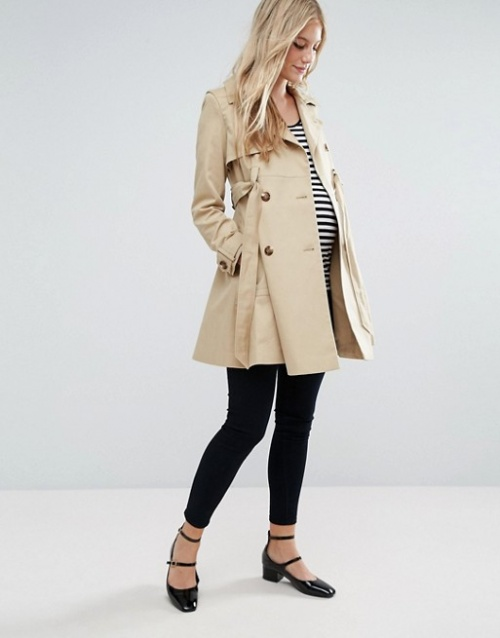 Asos Maternity - Trench