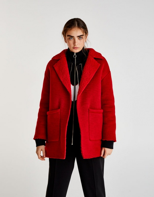 Pull & Bear - Manteau