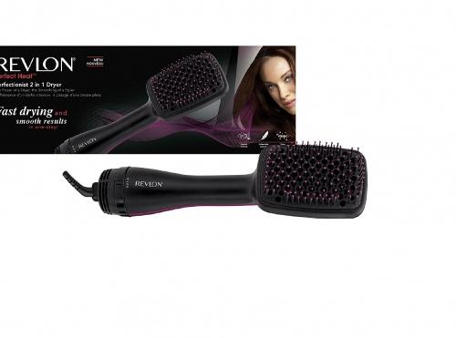 Revlon - RVHA6475E Sèche-cheveux Lissant Perfectionist 2en1