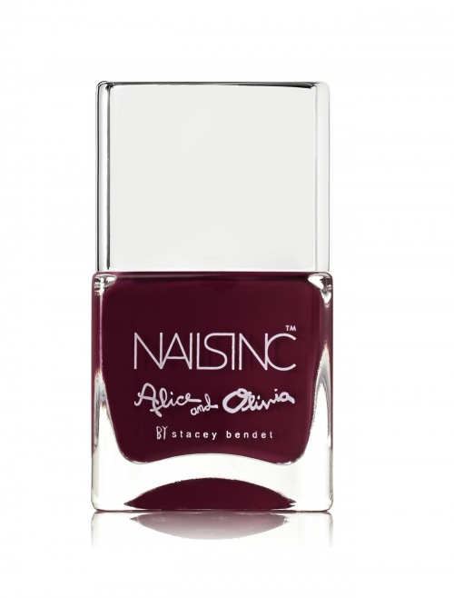 Nails Inc - Vernis à ongles - Midnight Merlot