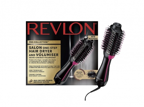 REVLON - Salon One-Step Sèche Cheveux Volumisant Pro Collection