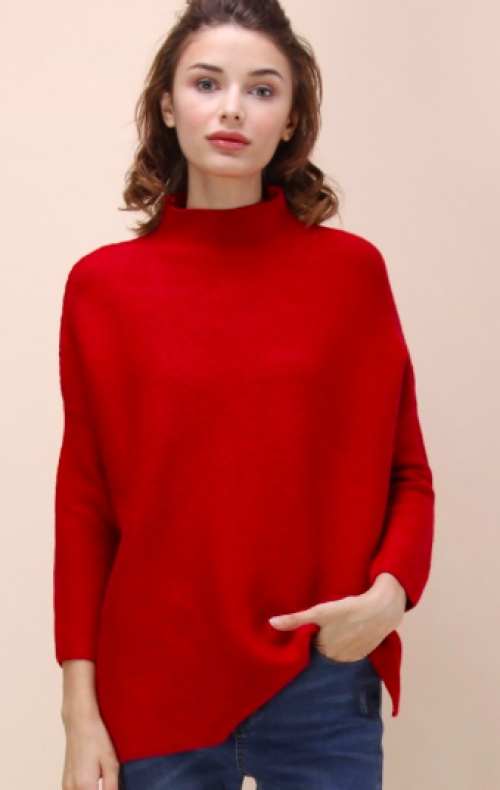 Chicwish - Pull rouge