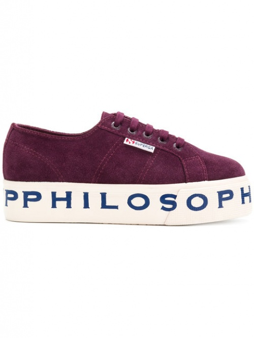 Superga X Philosophy - Baskets