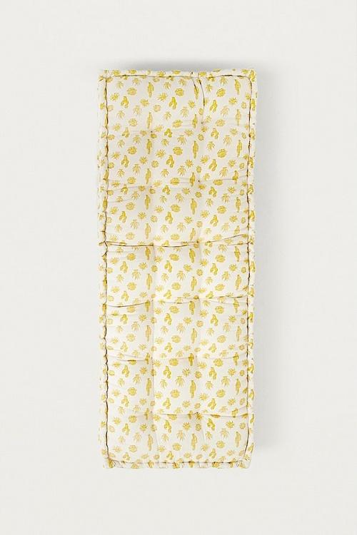 Urban Outfitters - Coussin imprimé cactus pour canapé-lit