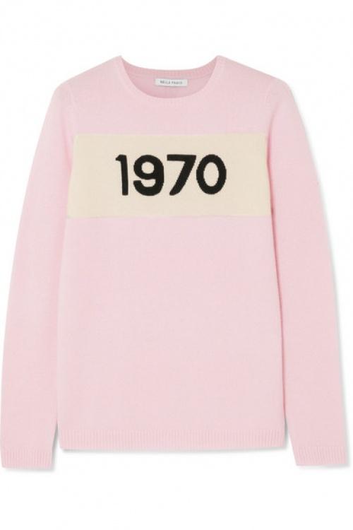 Bella Freud - Pull en laine 1970