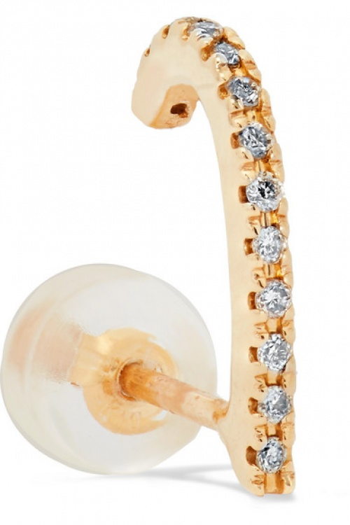 Hirotaka - Boucle d'oreille en or