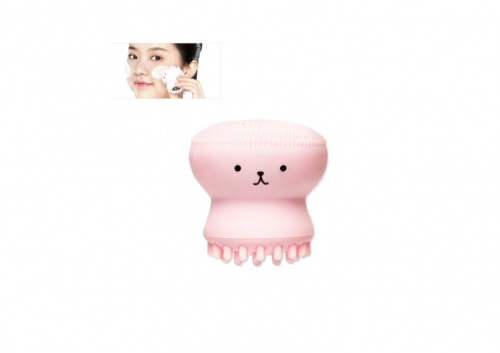 New Chic - Octopus Face Washing