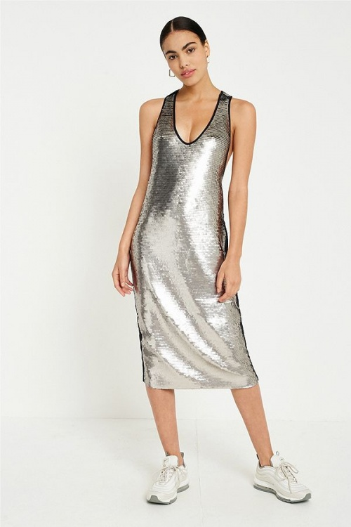 Urban Outifitters - Robe glitter