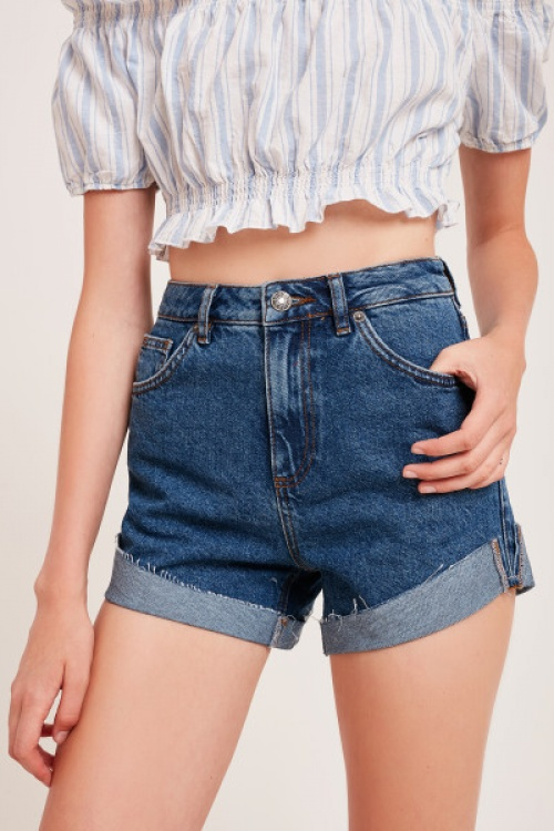Subdued - Short taille haute
