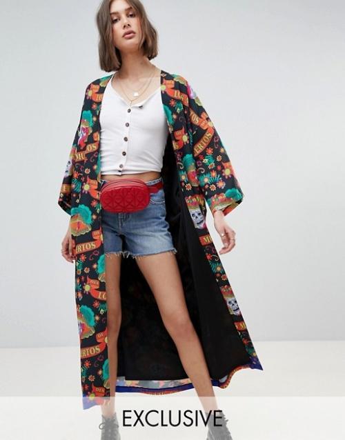 Reclaimed Vintage - Kimono