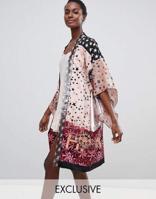 Anna Sui - Kimono