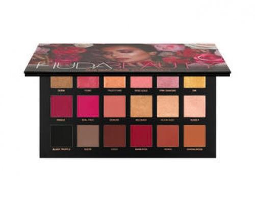 Huda - Palette Rose Gold Remastered