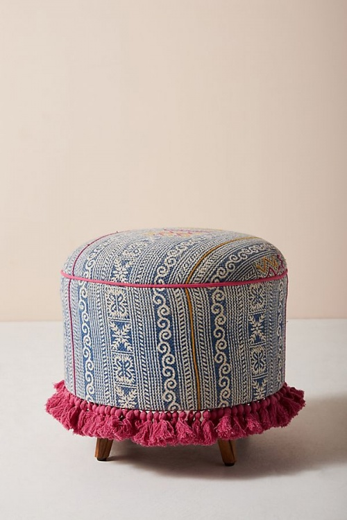 Anthropologie - Pouf