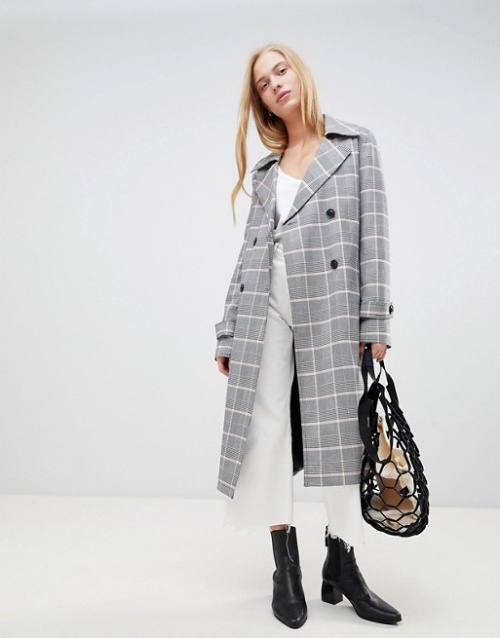 ASOS Design - Trench