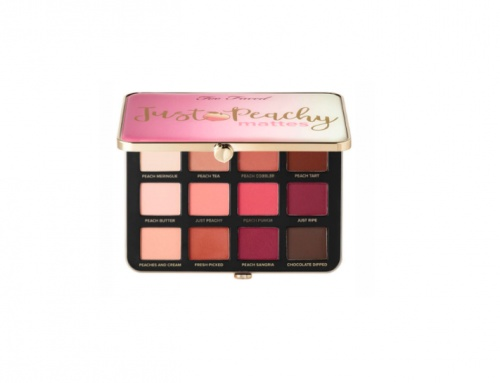 Too Faced - Just Peachy Matte