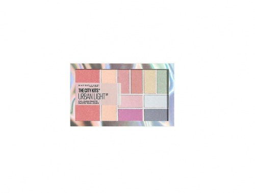 Maybelline - The City Eye Shadow Kits