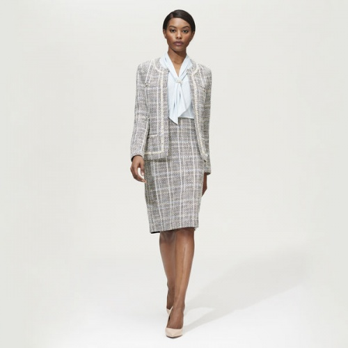 Karl Lagerfeld - Veste en tweed