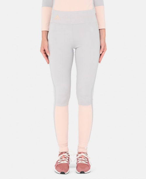 Stella McCartney - Collant de yoga rose
