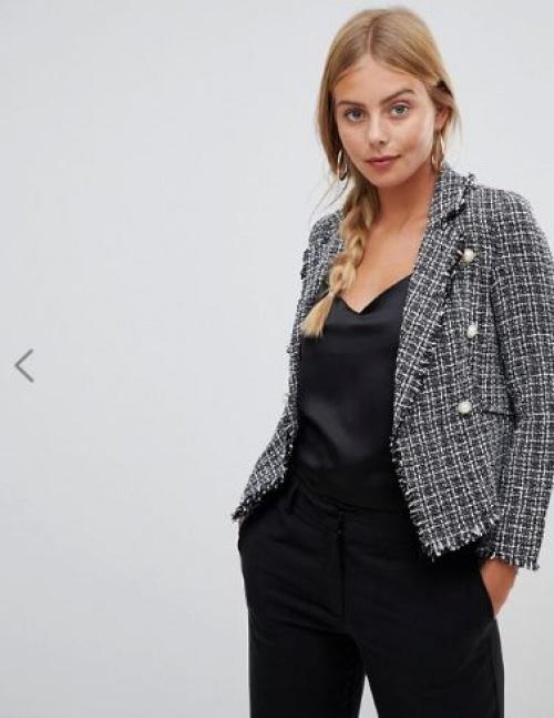 Parisian - Blazer en tweed