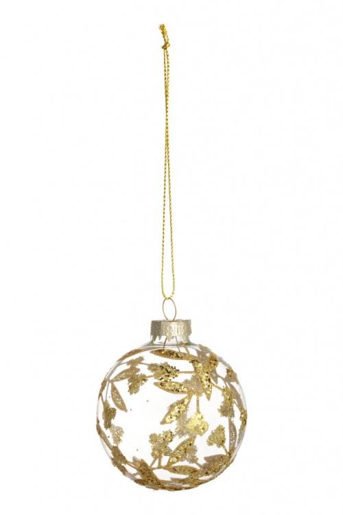 H&M Home - Boule de Noël scintillante