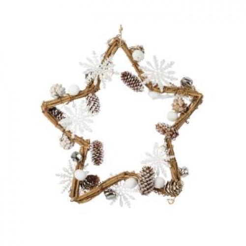 Truffaut - Étoile en branches à flocons