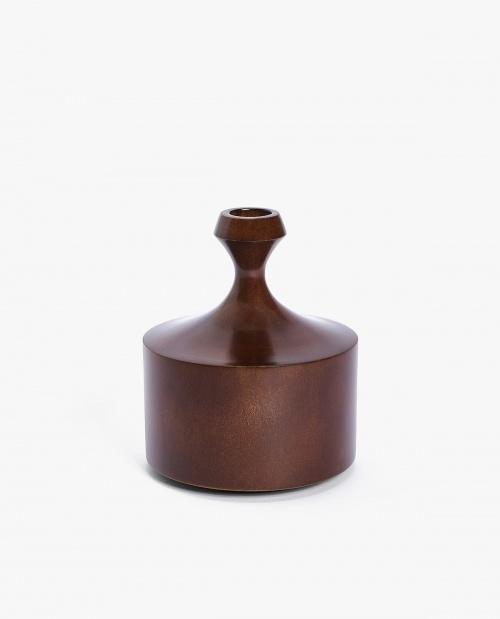 Zara - Bouteille décorative en bois