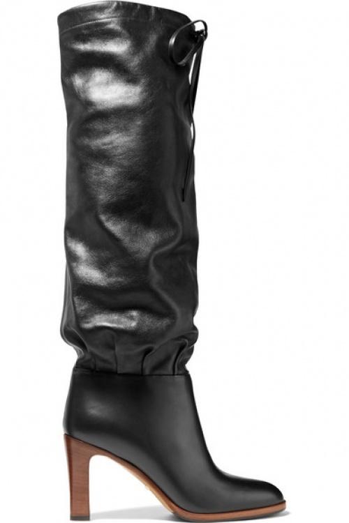 Gucci - Bottes en cuir Lisa