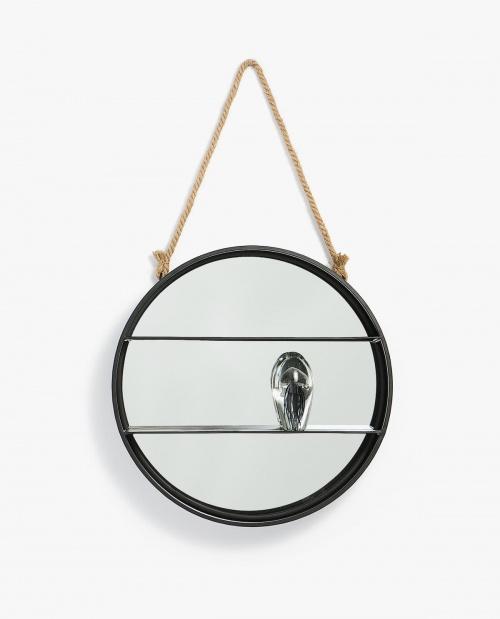 Zara Home - Miroir-étagère