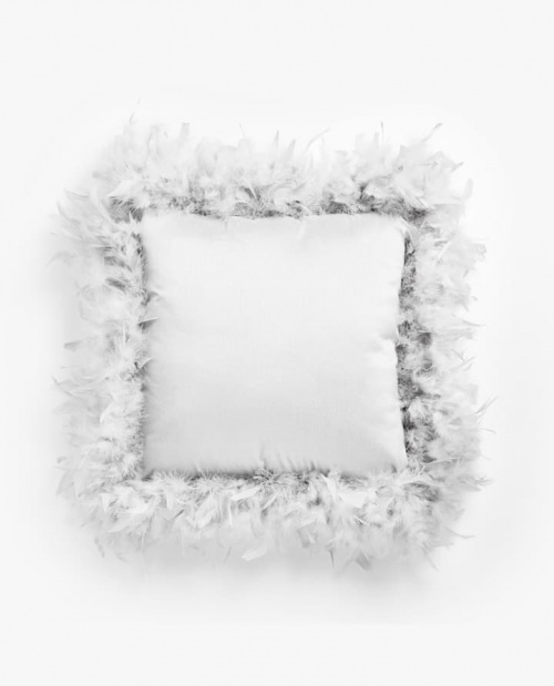 Zara Home - Coussin à plumes