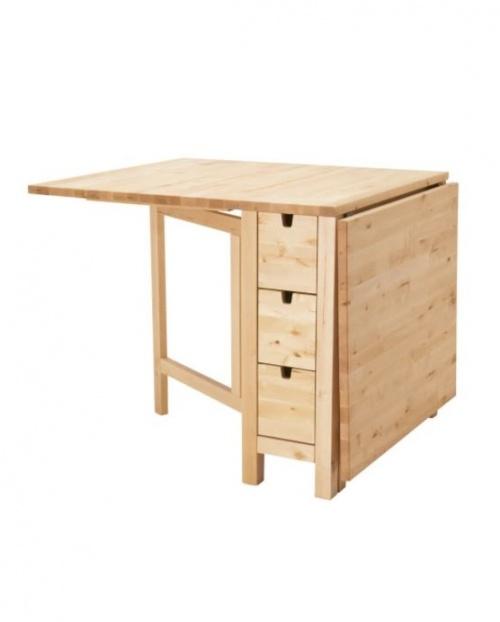 Ikea - Table à rabat