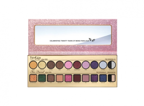 Too Faced - Then and Now Eye Shadow Palette