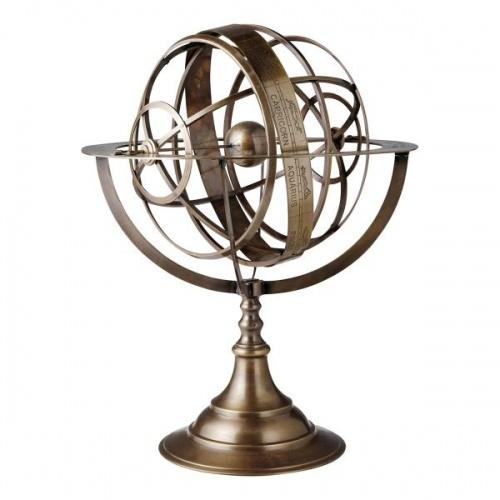 Maisons du Monde - Sphère en métal H46