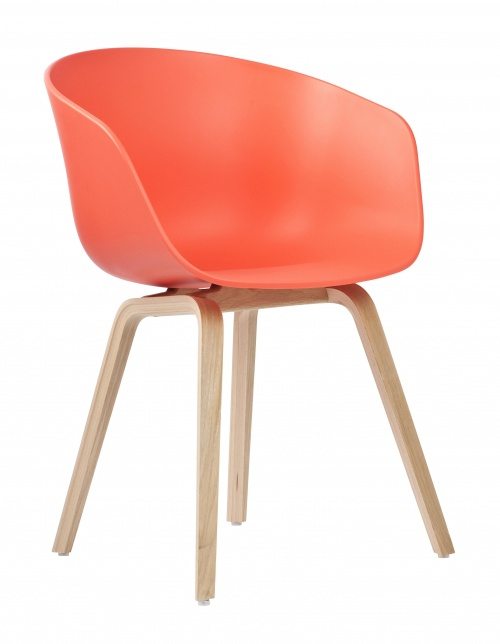 Hay-Fauteuil ABOUT A CHAIR corail