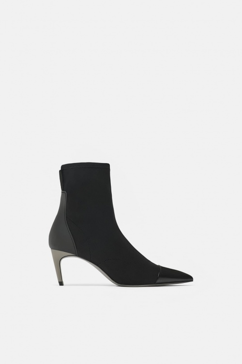 Zara - Bottines élastiques