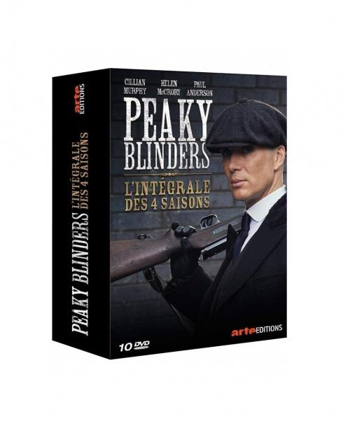 Arte Editions - Intégrale Peaky Blinders