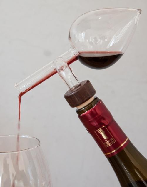 Centellino - Aérateur-décanteur de vin