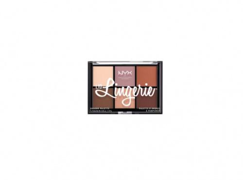 NYX Professional Makeup - Lid Lingerie Palette
