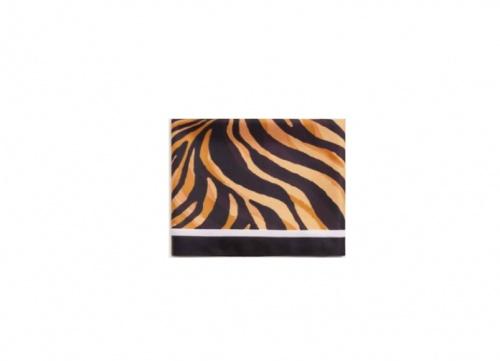 Mango - Foulard Imprimé Tigre