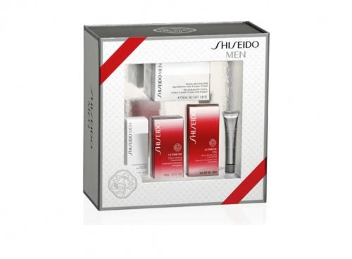 Shiseido - Coffret Homme Revitalisant Total